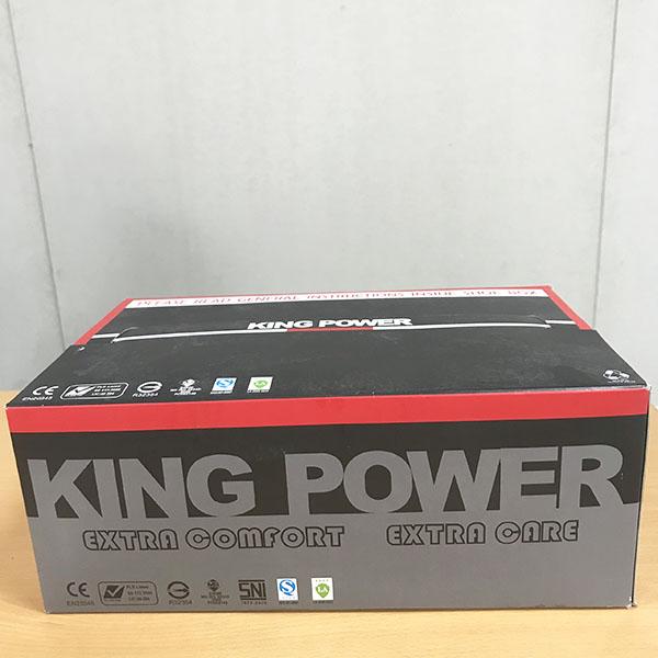 Giày King Power i881 xanh, mũi composite