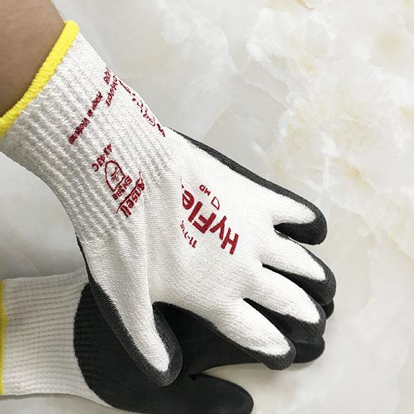 Găng tay chống cắt cấp 4 Ansell Hyflex 11-735